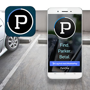 ParkOne App 300x300