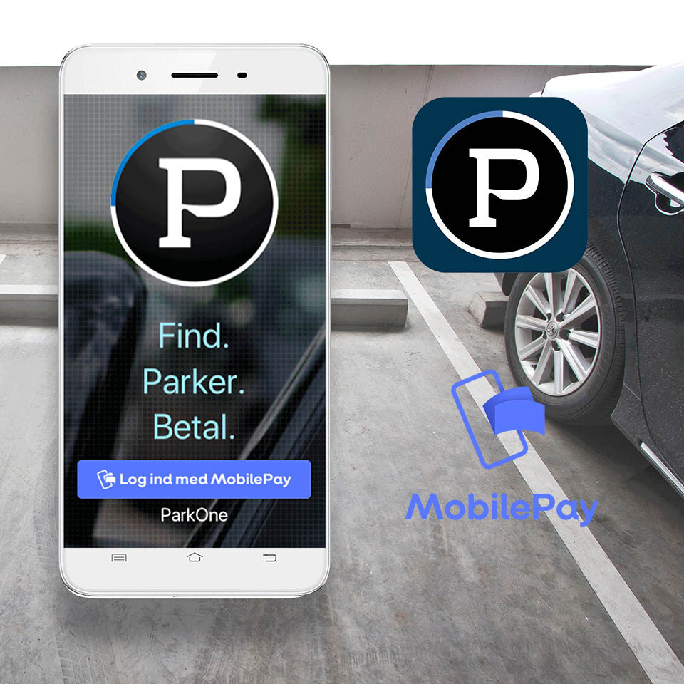 ParkOne App 960x960